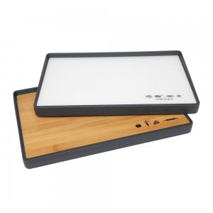 WILTSHIRE REVERSIBLE CUTTING  BOARD, 37 x 25 cm