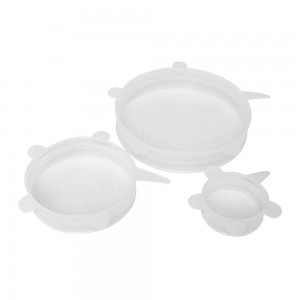 WILTSHIRE REUSABLE BOWL COVER,  SET OF 3